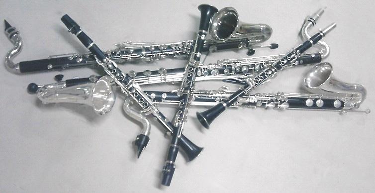 Quatuor de clarinettes « Éole »