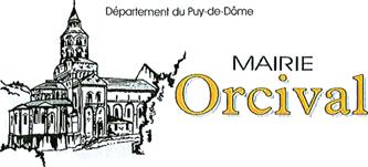 La mairie d'Orcival
