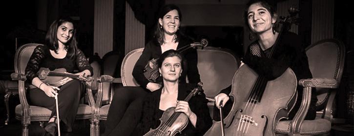 Le Quatuor Akilone