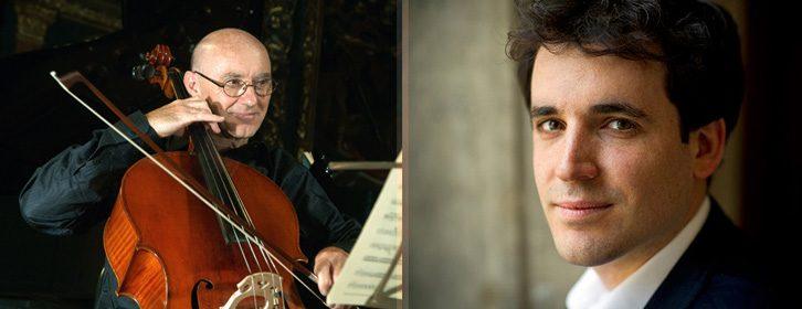 Jean Marie Trottereau et Vincent Lhermet